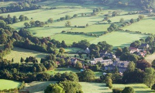 Ryedale aerial photo